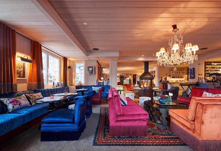 Meet The Hotelier Behind Hotel Schmelzhof In Lech