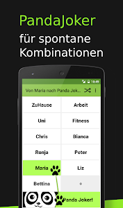 Pendel Panda Timetable screenshot 3