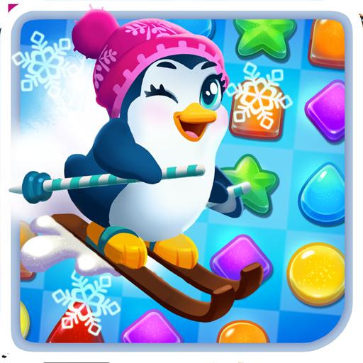 Penguin Blast 解謎 App LOGO-APP開箱王