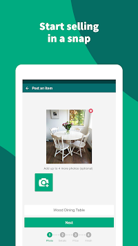 OfferUp - Buy. Sell. Offer Up APK screenshot thumbnail 8