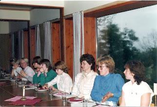 Photo: De voksne fra venstre: Torunn Vedå, Peggy Dyngeland og Gerd Flatråker