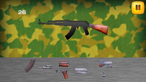 Tommy Gun Puzzle