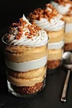 Photo: Pumpkin Cheesecake Trifle