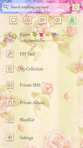 玩個人化App|GO SMS CLASSIC THEME免費|APP試玩