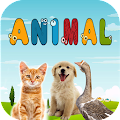 Animals for Kids, Animal Sound & Connect Animal APK