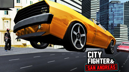 City Fighter and San Andreas 1.1.1 screenshots 5
