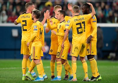 """Eden Hazard en Thomas Vermaelen tevreden na knappe zege: """"Dodelijk efficiënt"""" en """"Romelu ook deel van de familie"""""""