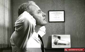 Photo: Wilkinson in his office.
