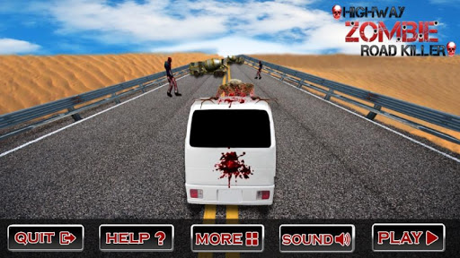 Highway Zombies Road Killer