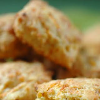 Carrot and Rosemary Miniature Scones.