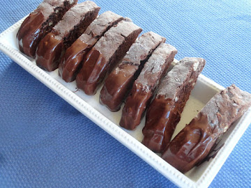 Triple Chocolate Biscotti Recipe