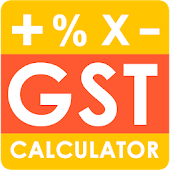 GST Calculator - Totally AD free!!
