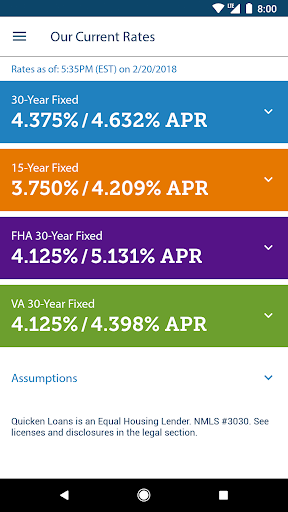 Mortgage Calculator by QL  screenshots 6