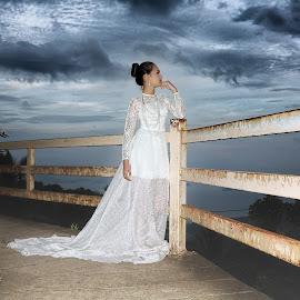 by Robert dela Torre - Wedding Bride