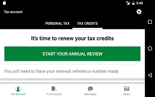 HMRC- screenshot thumbnail