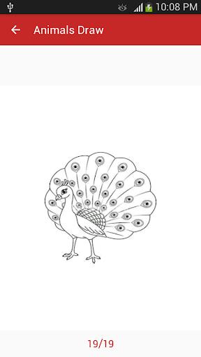 Drawing Animals screenshot 8