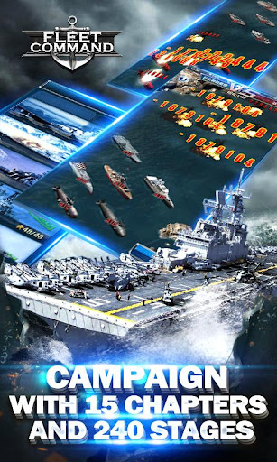 Fleet Command u2013 Kill enemy ship & win Legion War 1.7.2 androidappsheaven.com 4