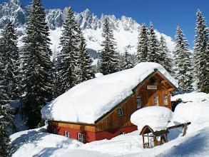 Photo: Sporta-Hütte - Herrlich gelegene Ferienhütte für 30 Personen.