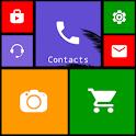 8.1 Metro Look Launcher Pro icon