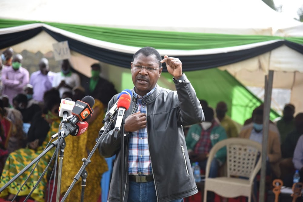 Photo of Register in large numbers to help us win State House race, Weta urges Luhya nation | The Star, Kenya