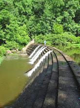 Photo: dam, long view