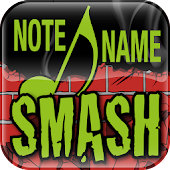 Note Name Smash