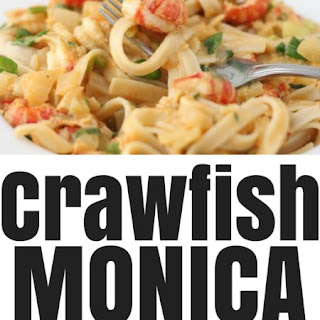 Meme's Crawfish Monica.