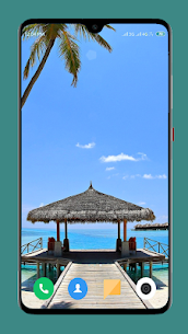 HD Beach Wallpapers App Download For Android and iPhone 2