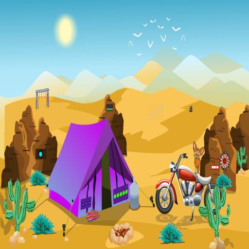 Smiley Desert Escape