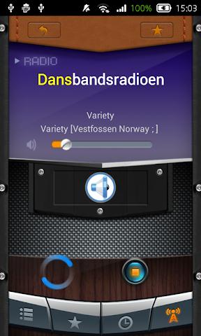 android Radio Norway Screenshot 6