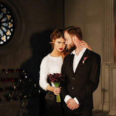 Huwelijksfotograaf Vitalina Cheremisinova (VitalinaSh). Foto van 23.01.2016