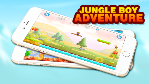 Jungle Boy Adventure - New Games 2019