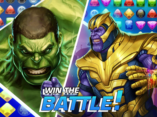 MARVEL Puzzle Quest: Join the Super Hero Battle! screenshots 7