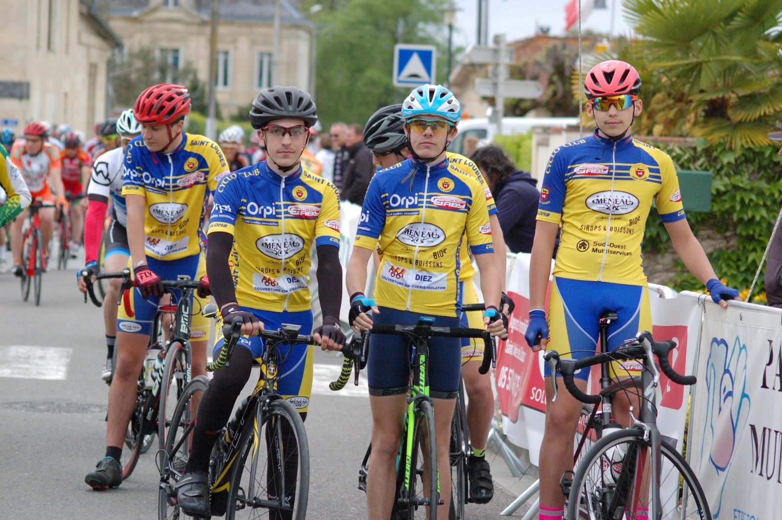 Calendrier Ufolep 2019 Cyclisme.Galerie Photo Cyclo Club St Loubes