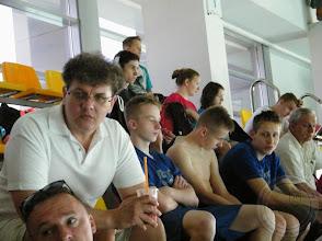 Photo: Mistrzostwa Polski seniorów i młodzieżowców w pływaniu Olsztyn