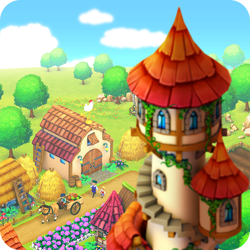Town Village: Farm, Build, Trade, Harvest City (game)