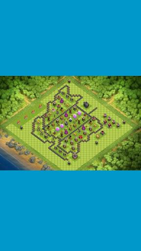 Maps Clash Of Clans 2018 2.5 screenshots 7