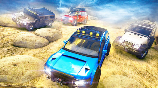 4X4 Rally Racing Russian Offroad Legends 1.0.3 screenshots 8