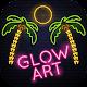 Glow Draw - Neon Art