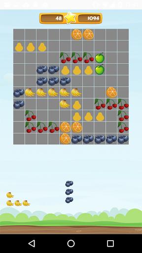 Tetra Fruits Invasion