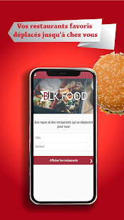 Download BLK Food For PC Windows and Mac apk screenshot 1