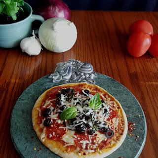 Naan Pizza Recipes.