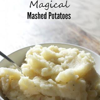 Magical Homemade Mashed Potatoes