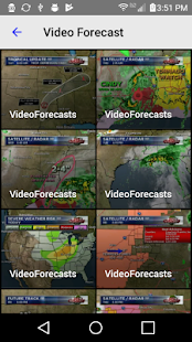 NWA Weather Authority- screenshot thumbnail