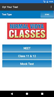 Nirmal Vidya Mock Test - náhled