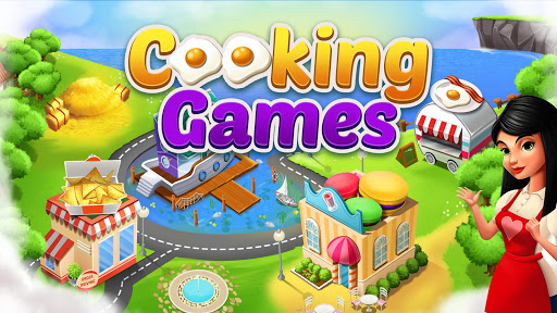Kitchen Fever - Food Restaurant & Cooking Games - screenshot