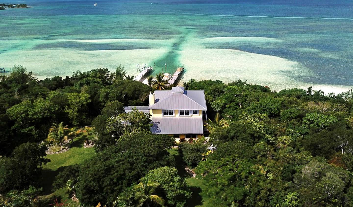 Maison Green Turtle Cay