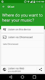 QCast- Collaborative Playlists Screenshot 8