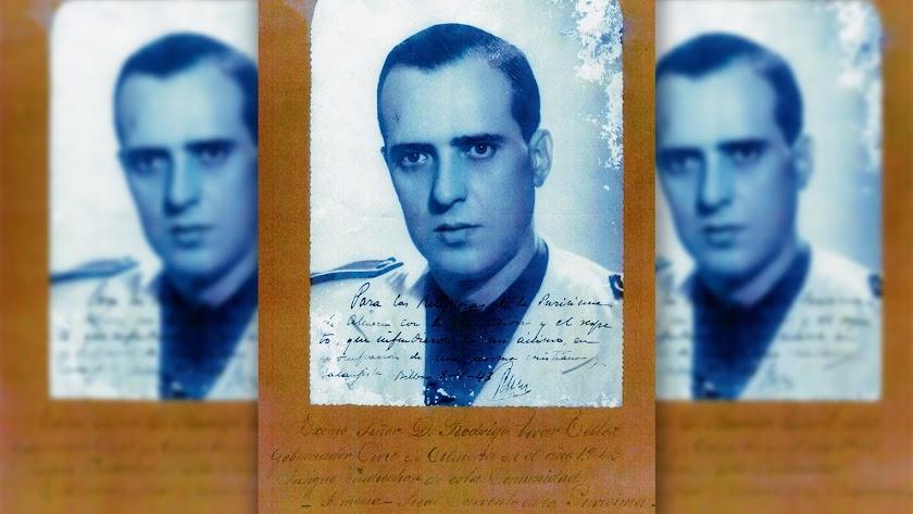 Hasta las monjas se quedaron cautivadas con Rodrigo Vivar Téllez. El gobernador le dedicó una foto firmada a las inquilinas del convento de las Puras.
