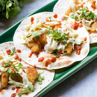 Asian Slaw For Fish Tacos Recipes.